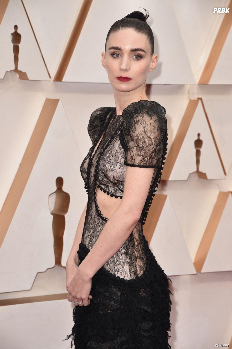 Rooney Mara lors des Oscars 2020