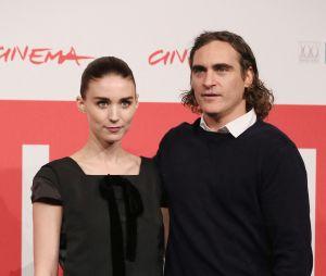 Joaquin Phoenix et Rooney Mara : bientôt un bébé pour les deux acteurs