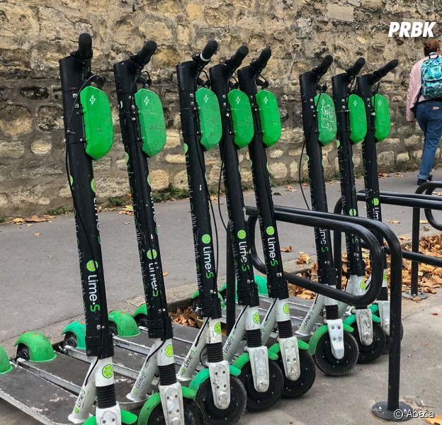 Les trottinettes électriques bientôt interdites à Lyon ?