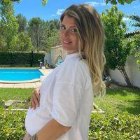 Emilie Fiorelli enceinte de M'Baye Niang : elle dévoile le sexe de leur bébé