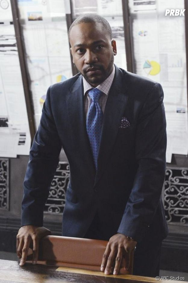 Scandal saison 4 : Columbus Short quitte la série