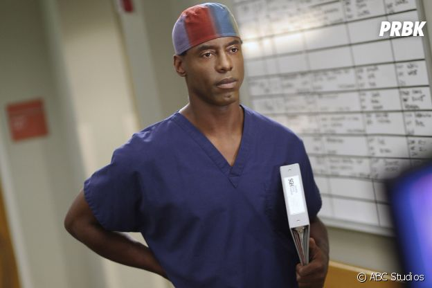 Grey's Anatomy : Isaiah Washington (Preston Burke) balance sur son renvoi