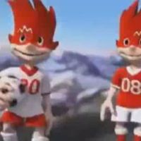 Euro 2012 ... les mascottes se présentent en vidéo