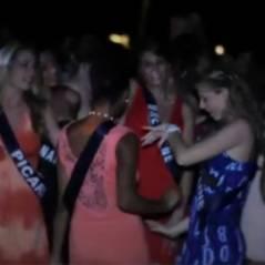 Miss France 2011 ... les filles s'éclantent en boite aux Maldives