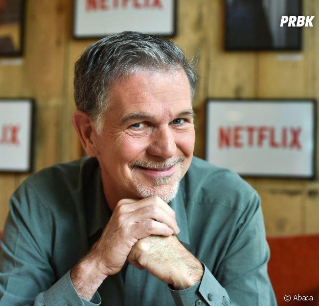 Netflix : le cofondateur donne 120 millions de dollars à des universités noires