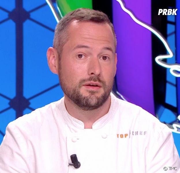 """David Gallienne (Top Chef 2020) répond aux haters : """"On ne peut pas plaire à tout le monde"""""""