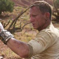 Daniel Craig change de costume pour Cowboys & Aliens ... la 1ere affiche est là