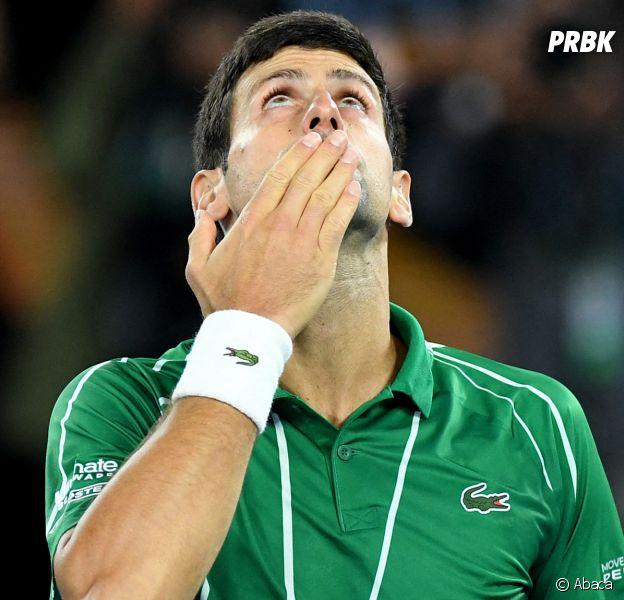 Novak Djokovic testé positif au coronavirus : il s'excuse