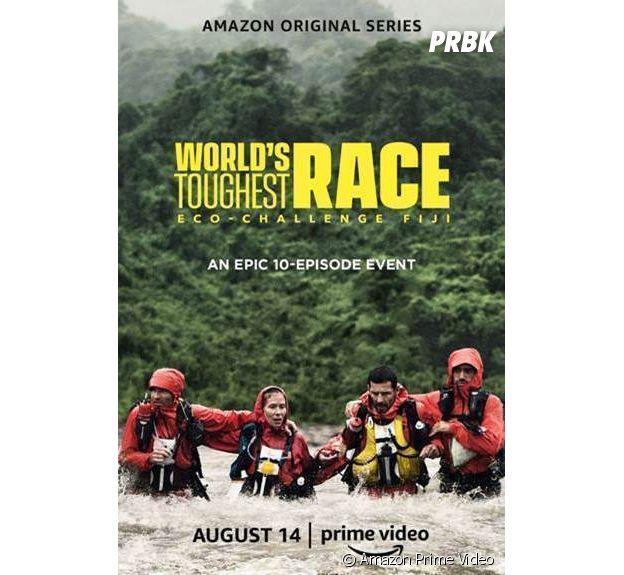 World's Toughest Race: Eco-Challenge Fiji, l'émission Amazon Prime Video façon Pékin Express qui sera dispo le 14 août 2020