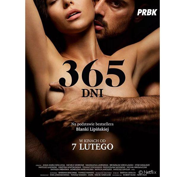 365 Dni sur Netflix : le 50 nuances de Grey polonais divise les twittos