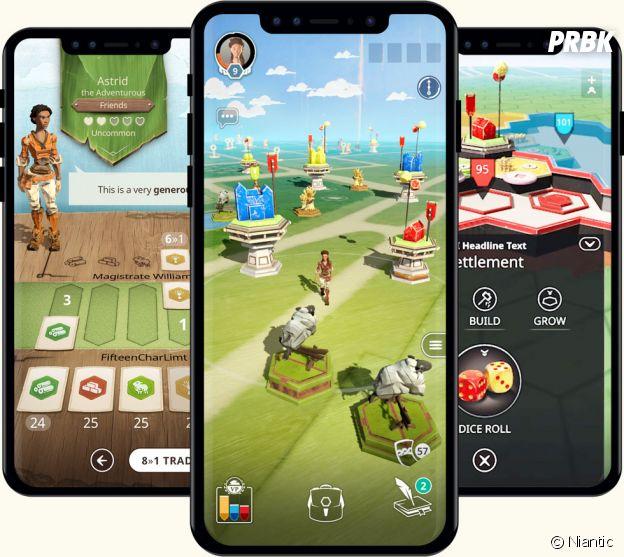 Catan - World Explorers : les créateurs de Pokémon Go dévoilent leur nouveau jeu