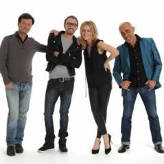 X Factor (M6) saison 2 ... Le jury pose avec le sourire