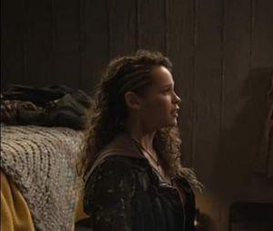 The 100 saison 7 : Callie et Reese dans l'épisode 8