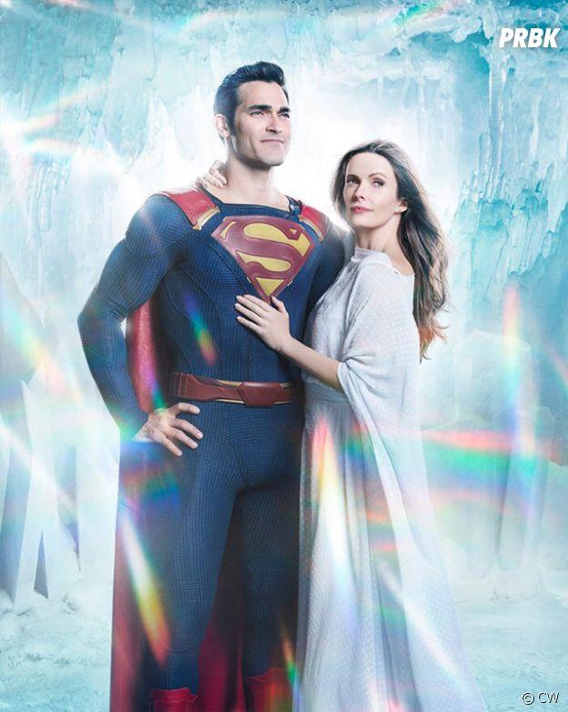 Tyler Hoechlin sera la star de Superman & Lois avec Bitsie Tulloch