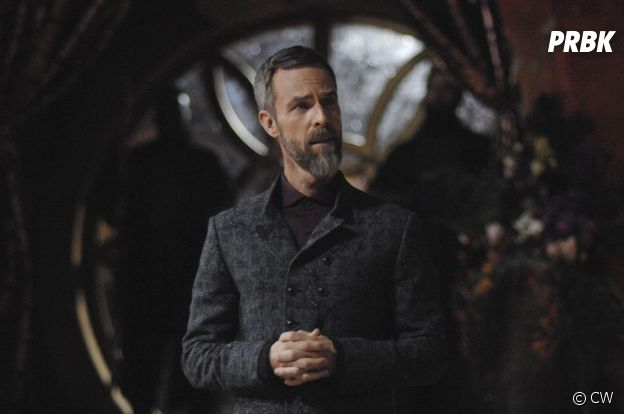 JR Bourne dans The 100