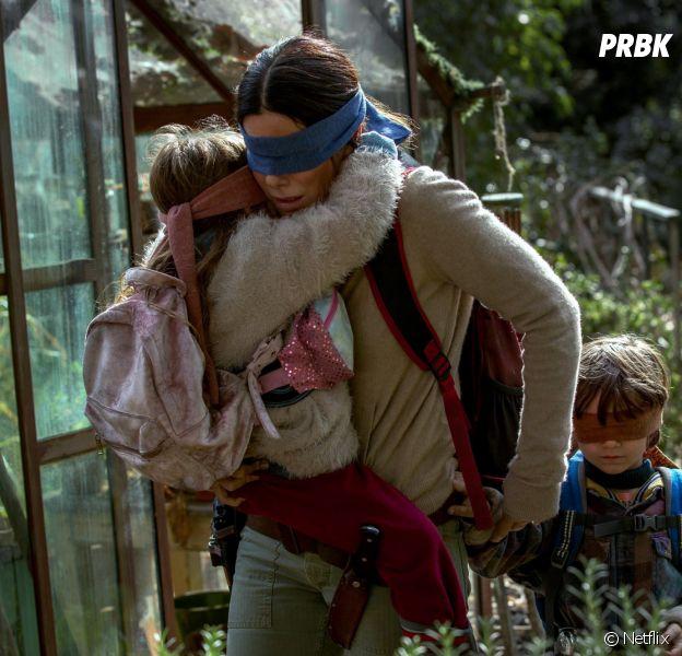 Bird Box 2 : une suite en préparation pour le film avec Sandra Bullock