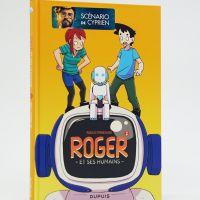 """Cyprien : sa BD """"Roger et les humains"""" adaptée en web-série dès cet été sur Youtube"""