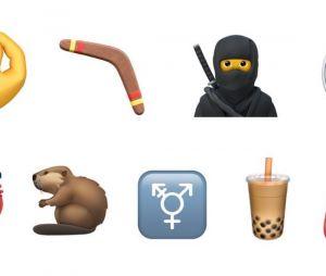 Symbole transgenre, ninja, bubble tea... Apple dévoile ses nouveaux emojis pour fin 2020