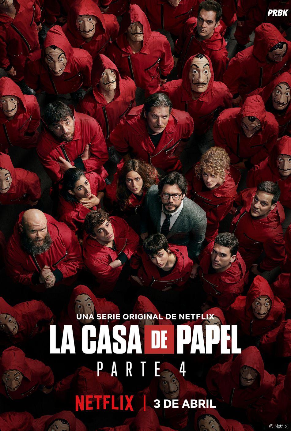 La Casa de Papel : bientôt un remake pour la série de Netflix ? La Corée du Sud est prête