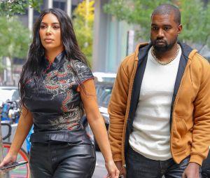 Kanye West aurait menacé Kim Kardashian de balancer tous les secrets de la famille Kardashian-Jenner