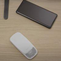 Canicule : Sony lance un climatiseur portatif... à mettre sous ses vêtements !