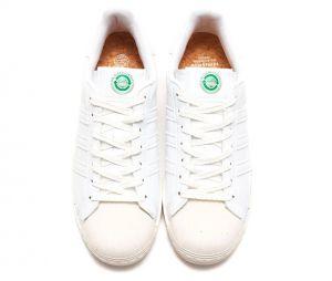 Les nouvelles sneakers Superstar d'adidas eco-friendly