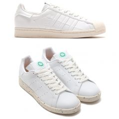 adidas revisite les Stan Smith et les Superstar en sneakers eco-friendly