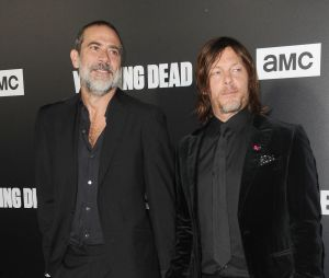 Jeffrey Dean Morgan et Norman Reedus