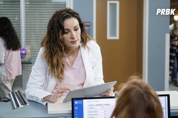 Grey's Anatomy saison 17 :stefania spampinato quitte la série et rejoint Station 19