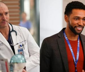 Grey's Anatomy saison 17 : Anthony Hill et Richard Flood ont une promotion