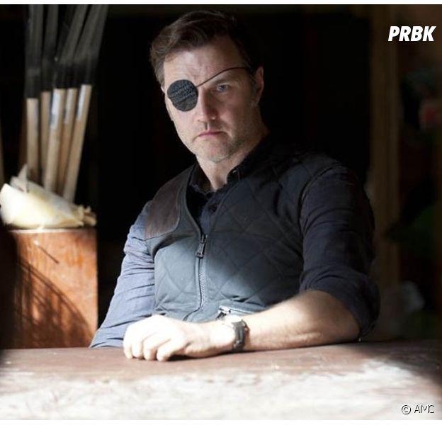 The Walking Dead : après Rick, bientôt un spin-off centré sur le Gouverneur ?