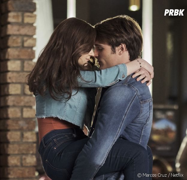 The Kissing Booth 2 : Jacob Elordi n'a pas vu le film, Joey King le rembarre