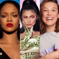 Rihanna, Nabilla Benattia, Millie Bobby Brown... Ces stars qui ont lancé du maquillage cruelty free