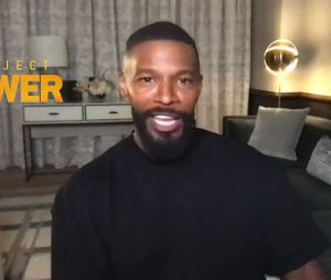 Project Power : Jamie Foxx, Jospeh Gordon-Levitt, Dominique Fishback en interview musique et super pouvoirs.