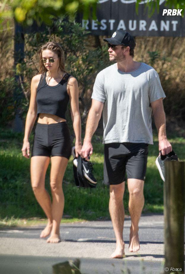 Liam Hemsworth et sa petite amie Gabriella Brooks