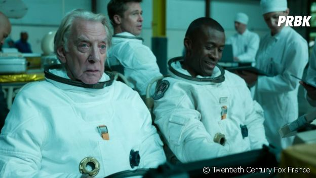 Donald Sutherland dans Ad Astra