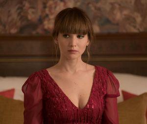 Jennifer Lawrence dans Red Sparrow