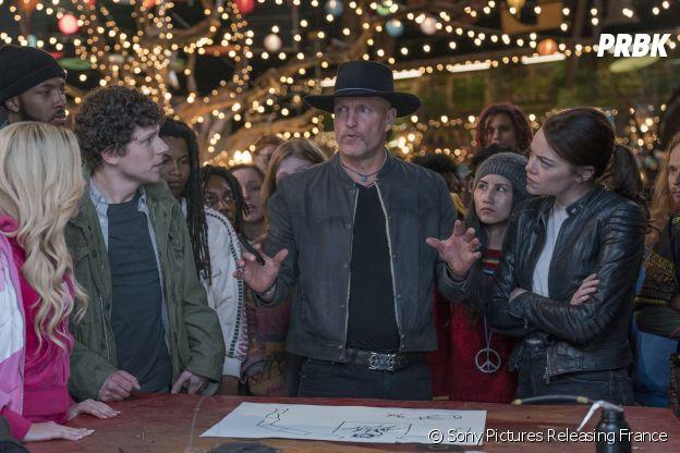 Woody Harrelson dans Retour à Zombieland
