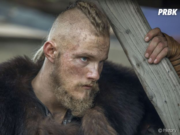 Alexander Ludwig dans Vikings