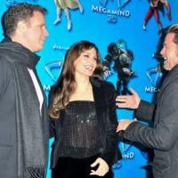Photos ... Les Brangelina, Kad et Gad lancent Megamind à Paris