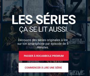 Rocambole, le Netflix littéraire qui va vous donner envie de lire des séries
