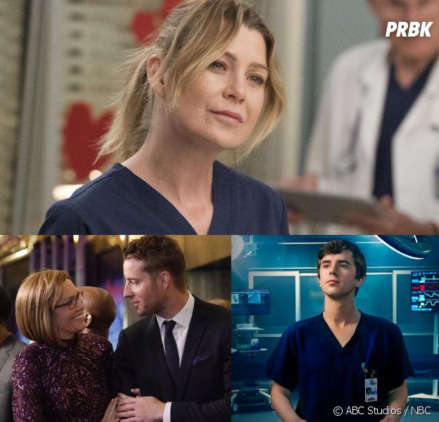 Grey's Anatomy saison 17, This is Us saison 5... : les dates de retour des séries