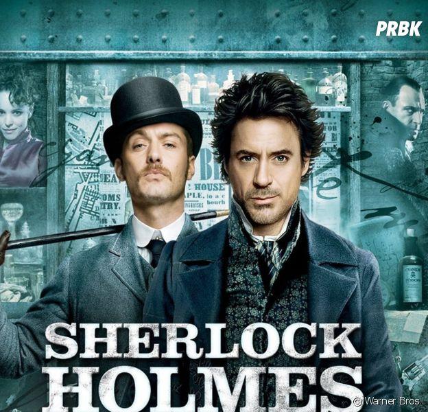 Sherlock Holmes 3 : après le film, Robert Downey Jr veut plein de spin-off en séries
