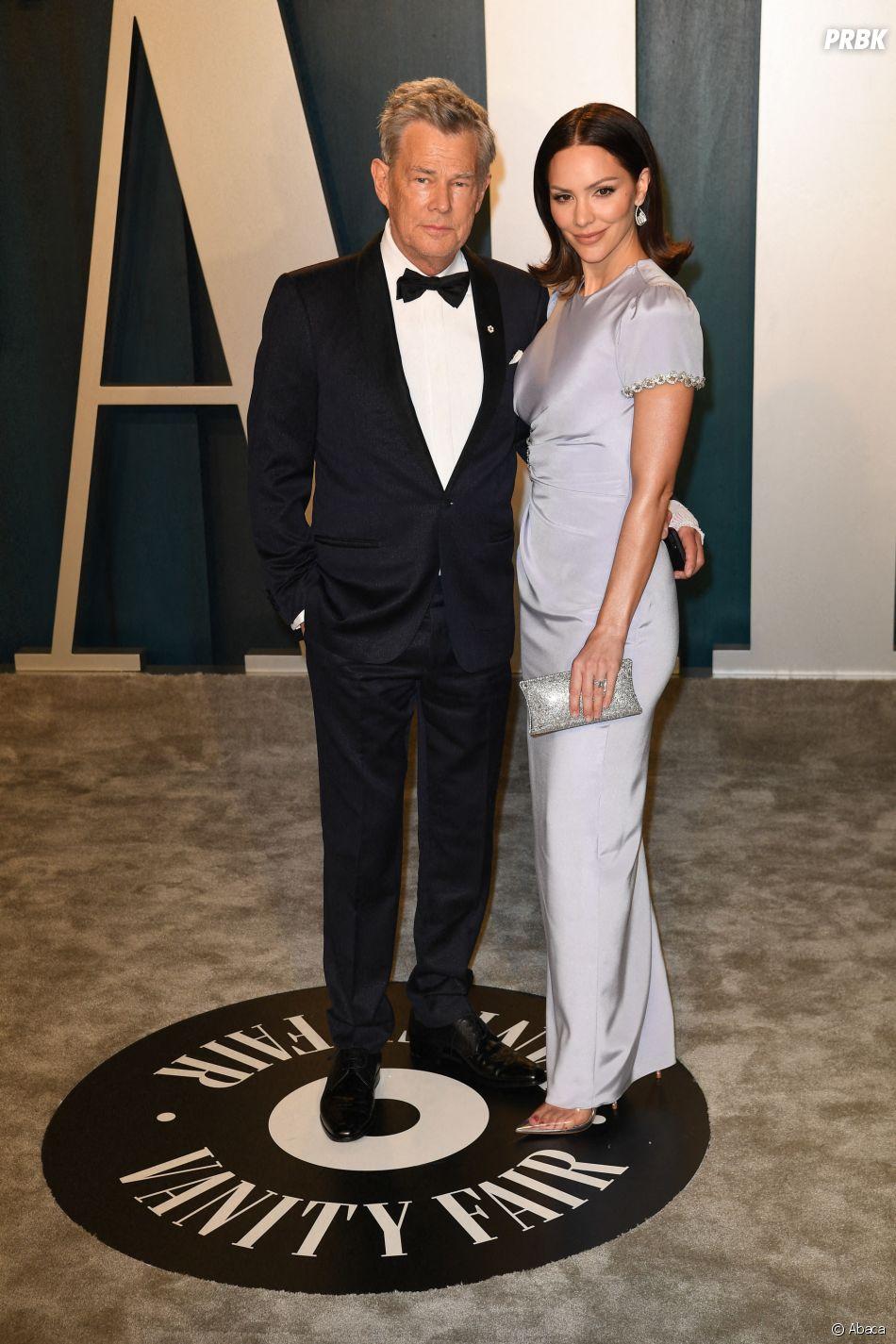 Katharine McPhee et David Foster bientôt parents