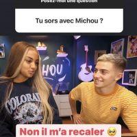 Wejdene s'amuse des rumeurs de couple avec Michou