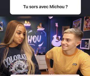Wejdene en couple avec Michou ? Elle répond aux rumeurs avec humour