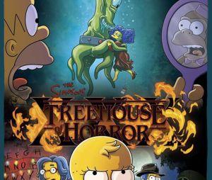Les épisodes d'Halloween des Simpson sont sur Disney+