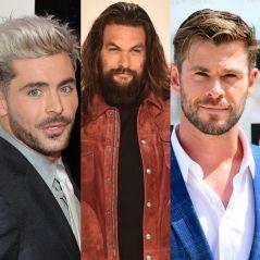 Zac Efron, Jason Momoa, Chris Hemsworth... Les acteurs qui se montrent le plus souvent nu à l'écran