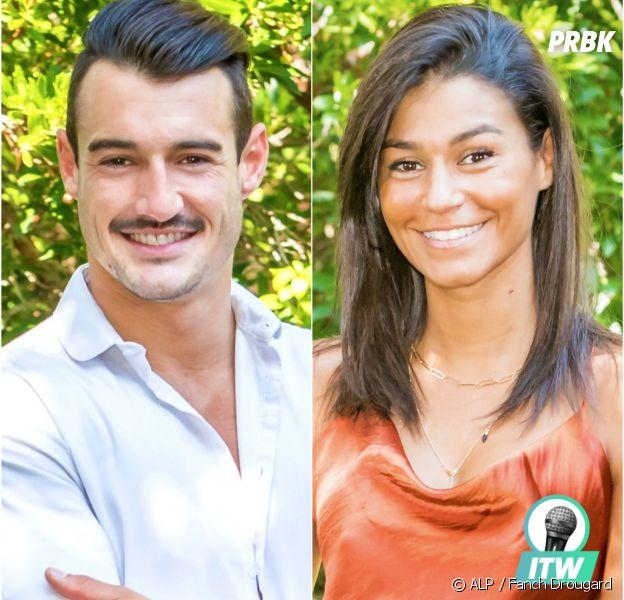 """Tristan (La Villa 6) réagit à l'annulation de sa participation à La Bataille des couples 3 : """"C'est une décision d'Inès"""" (Interview)"""