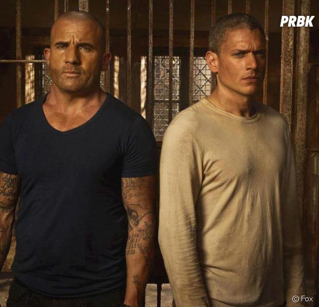 Prison Break saison 6 : Wentworth Miller ne veut plus jouer Michael, Dominic Purcell annonce la fin de la série